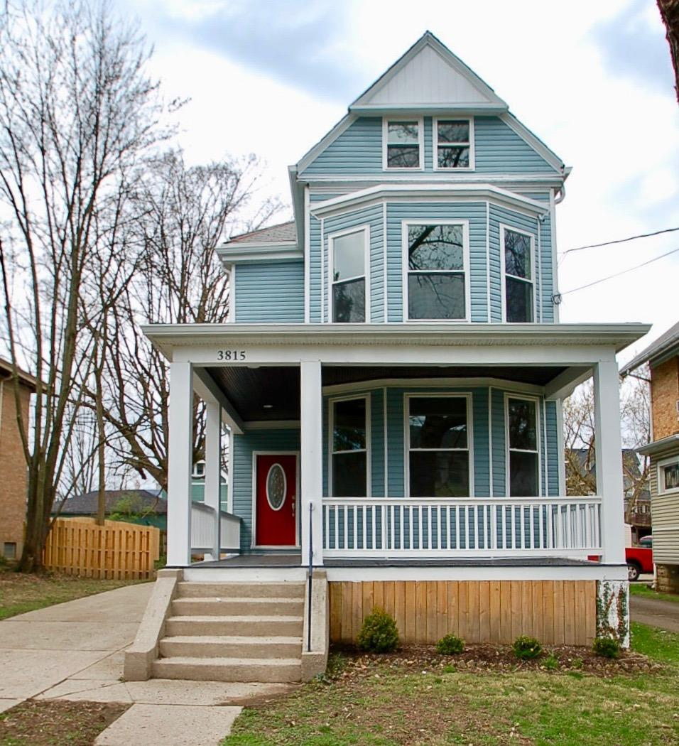 Property for sale at 3815 Spencer Avenue, Norwood,  Ohio 45212
