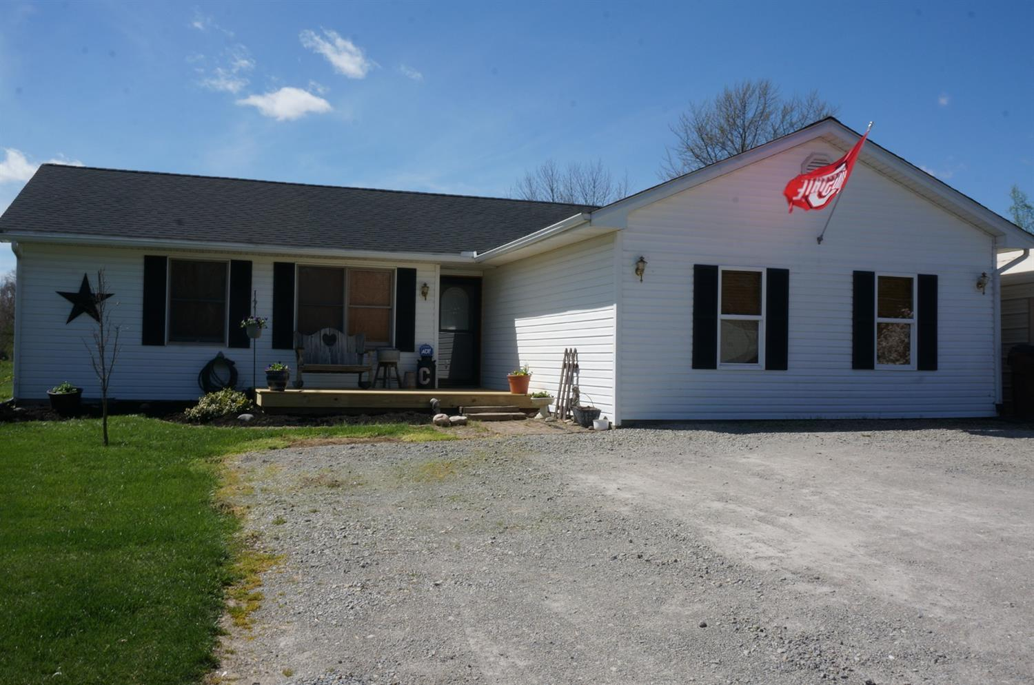 Property for sale at 7700 N Sr 123, Blanchester,  Ohio 45107
