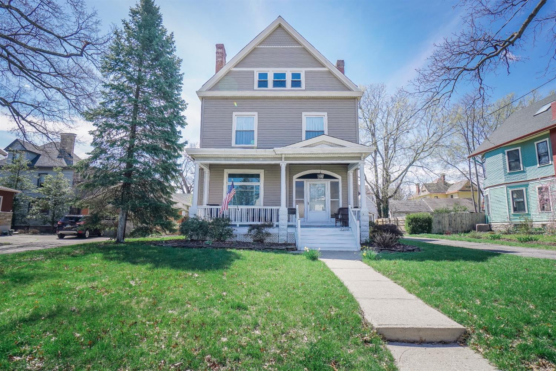 Property for sale at 2269 Monroe Avenue, Norwood,  Ohio 45212