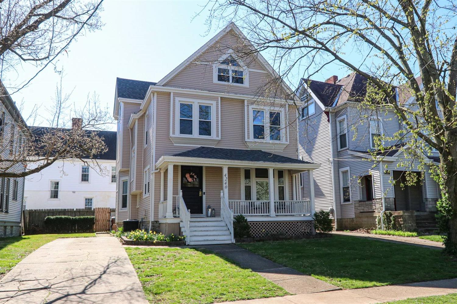 Property for sale at 4240 Floral Avenue, Norwood,  Ohio 45212