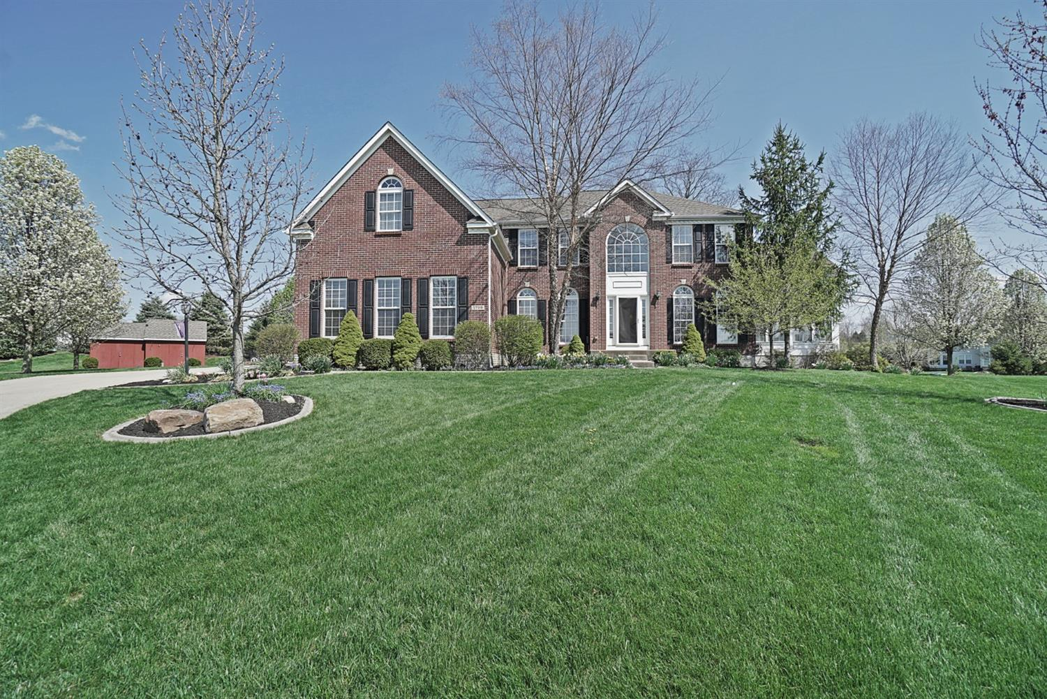 Property for sale at 1799 Rock Rose Court, Turtle Creek Twp,  Ohio 45036
