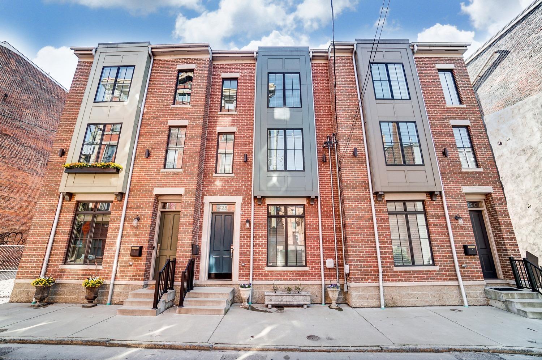 Property for sale at 1325 Republic Street Unit: B, Cincinnati,  Ohio 45202