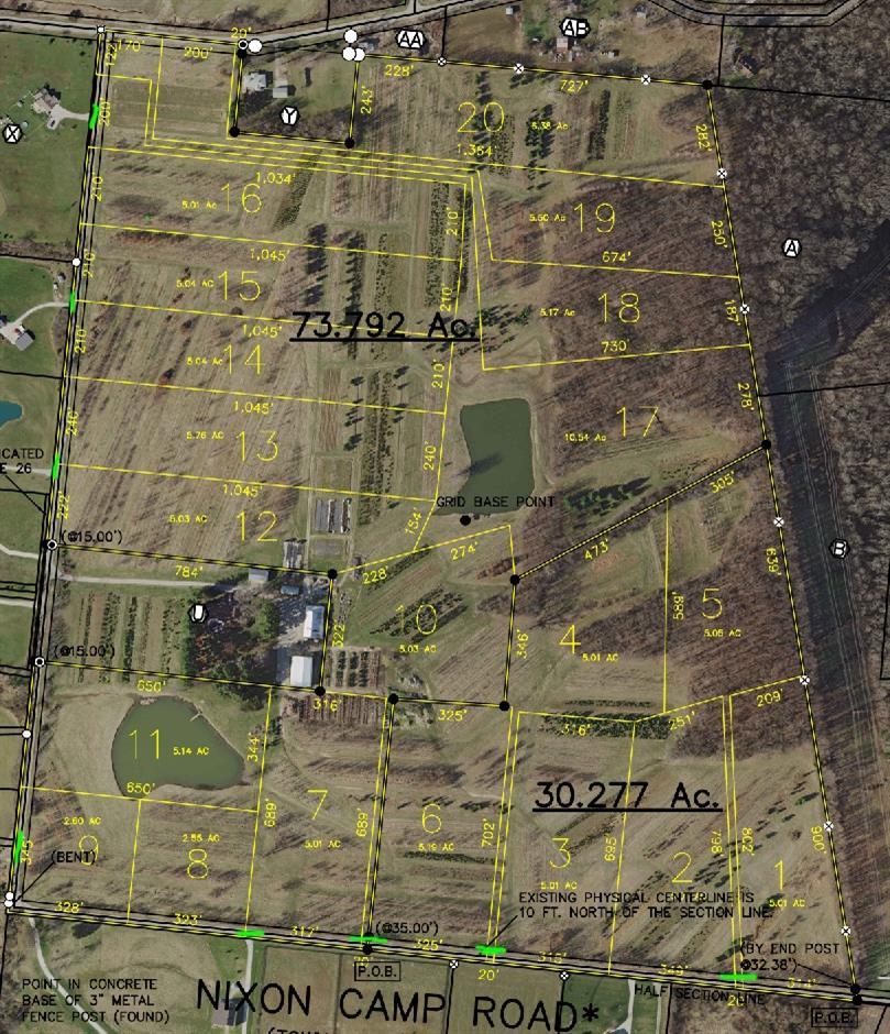 Property for sale at 20 S Nixon Camp Road, Turtle Creek Twp,  Ohio 45054