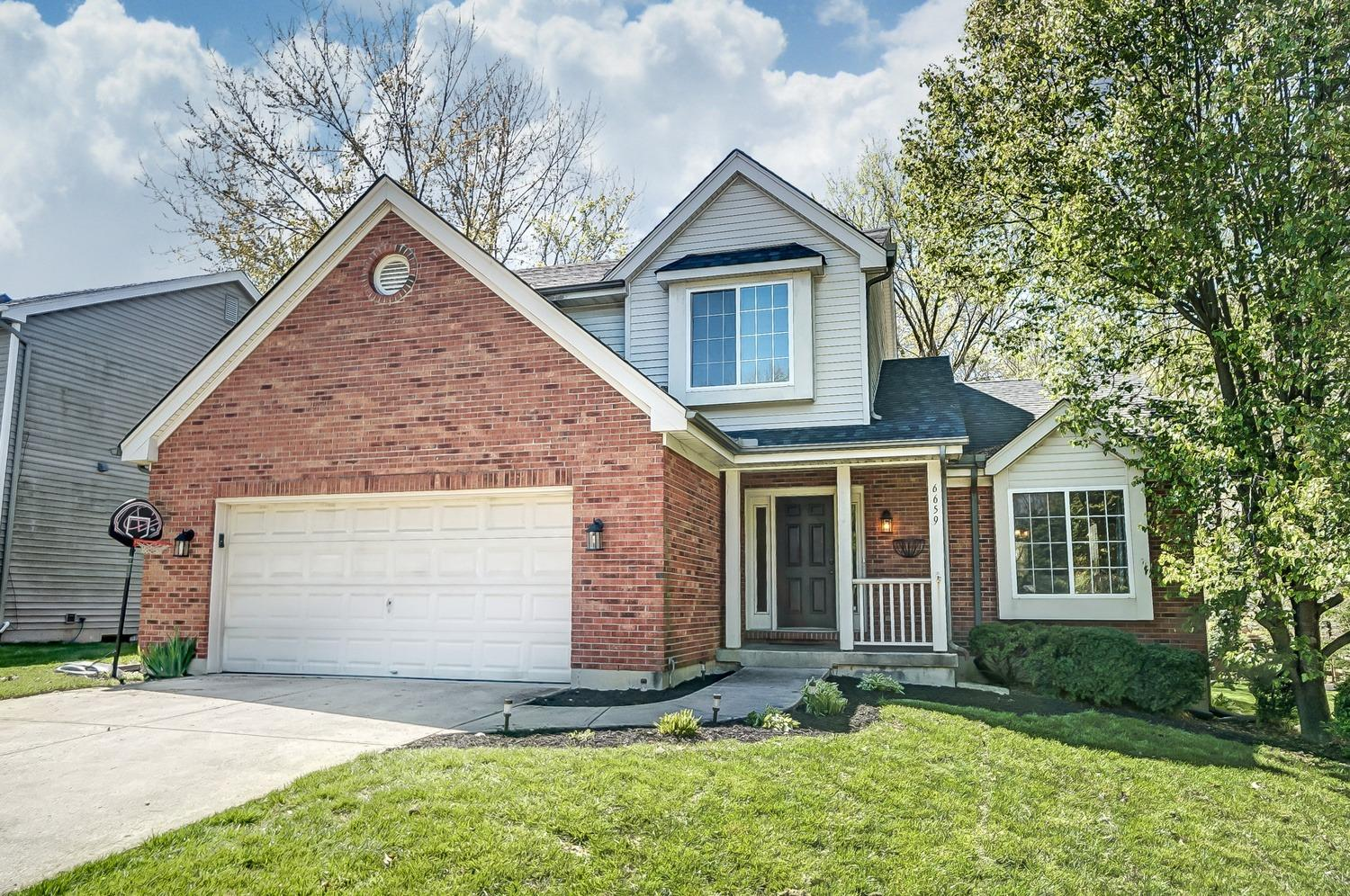 6659 N Greenfield Woods Court, Springfield Twp., OH 45224