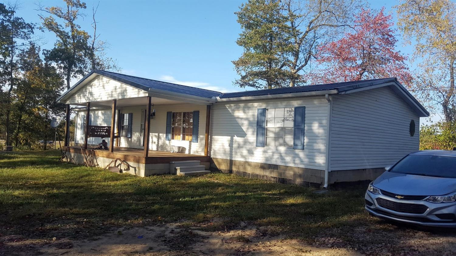 Property for sale at 723 Black Hollow Road, Franklin Twp,  Ohio 45660