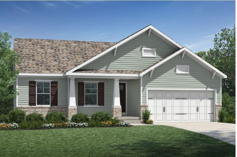 Property for sale at 4806 Allens Ridge Drive, Morrow,  Ohio 45152