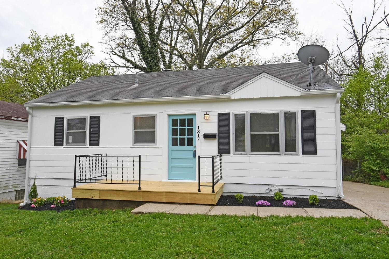 Property for sale at 1817 Catalpa Avenue, North College Hill,  Ohio 45239
