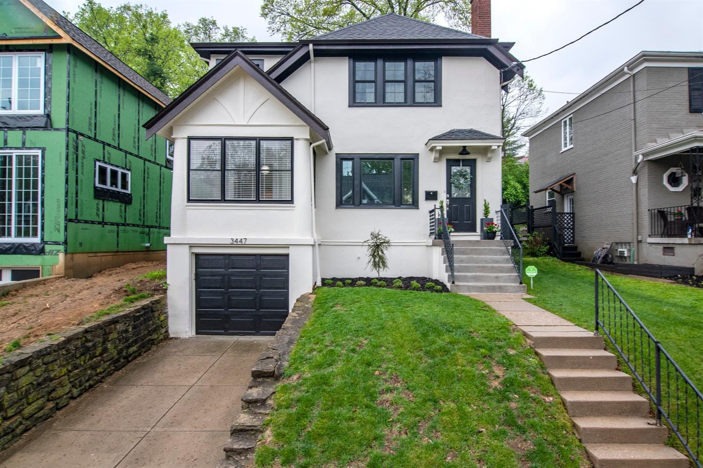 Property for sale at 3447 Ault View Avenue, Cincinnati,  Ohio 45208