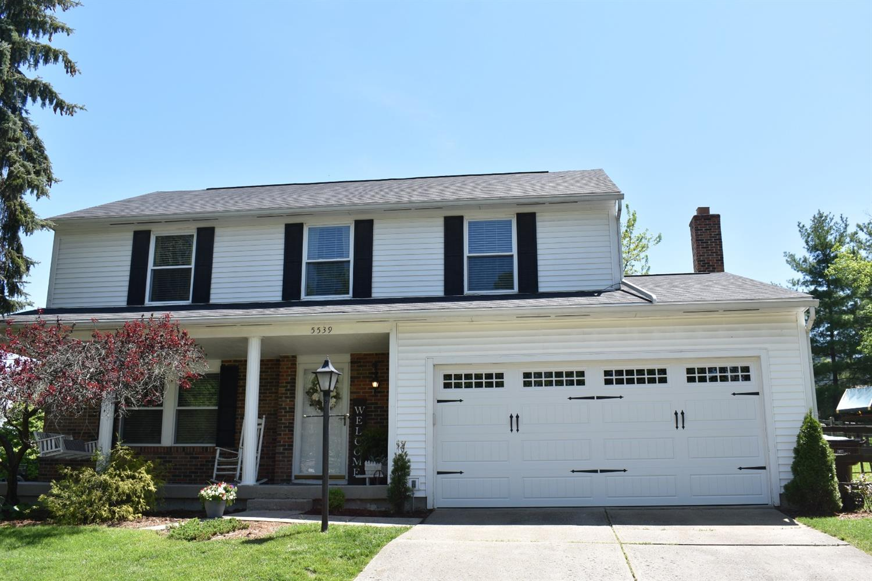 Property for sale at 5539 Revmal Lane, Delhi Twp,  Ohio 45238