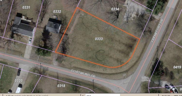 333 Frankfort Drive, Perry Twp, OH 45118