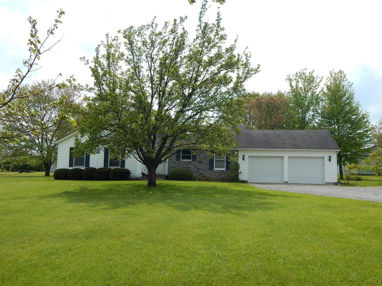 Property for sale at 3745 Trovillo Road, Salem Twp,  Ohio 45152