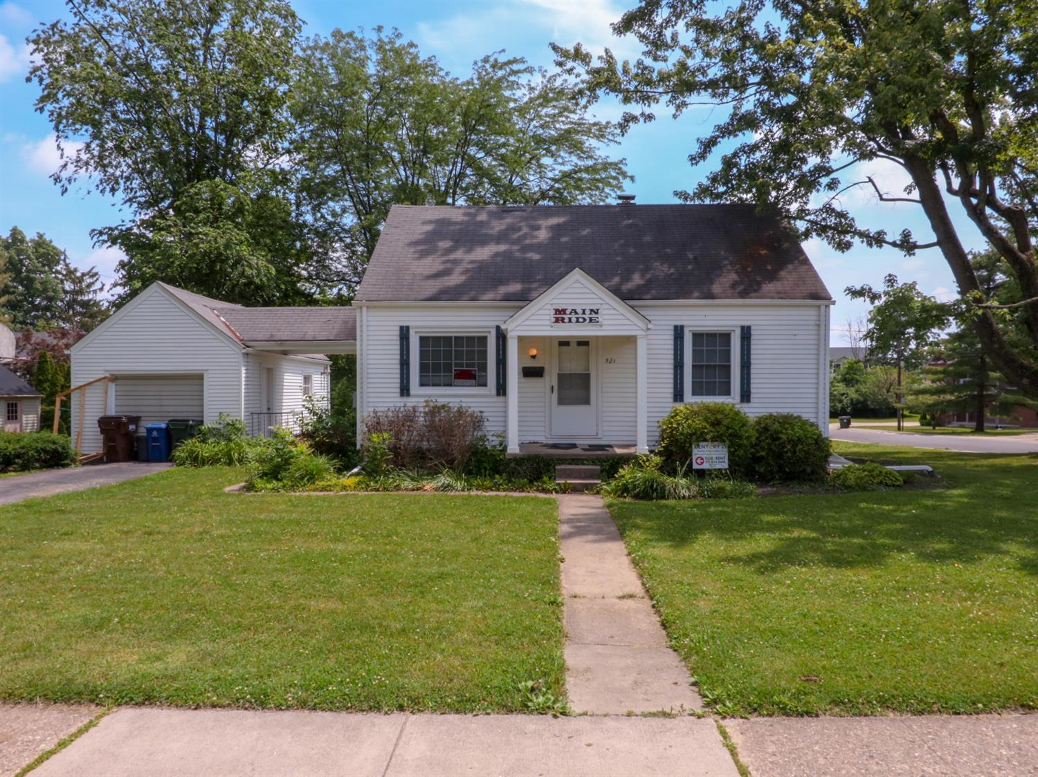 Property for sale at 521 S Main Street, Oxford,  Ohio 45056
