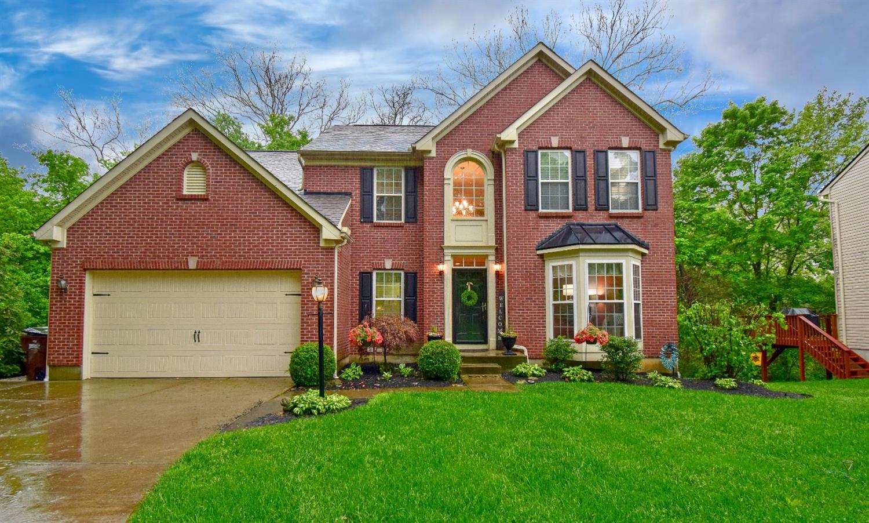 Property for sale at 5415 Gwendolyn Ridge, Delhi Twp,  Ohio 45238