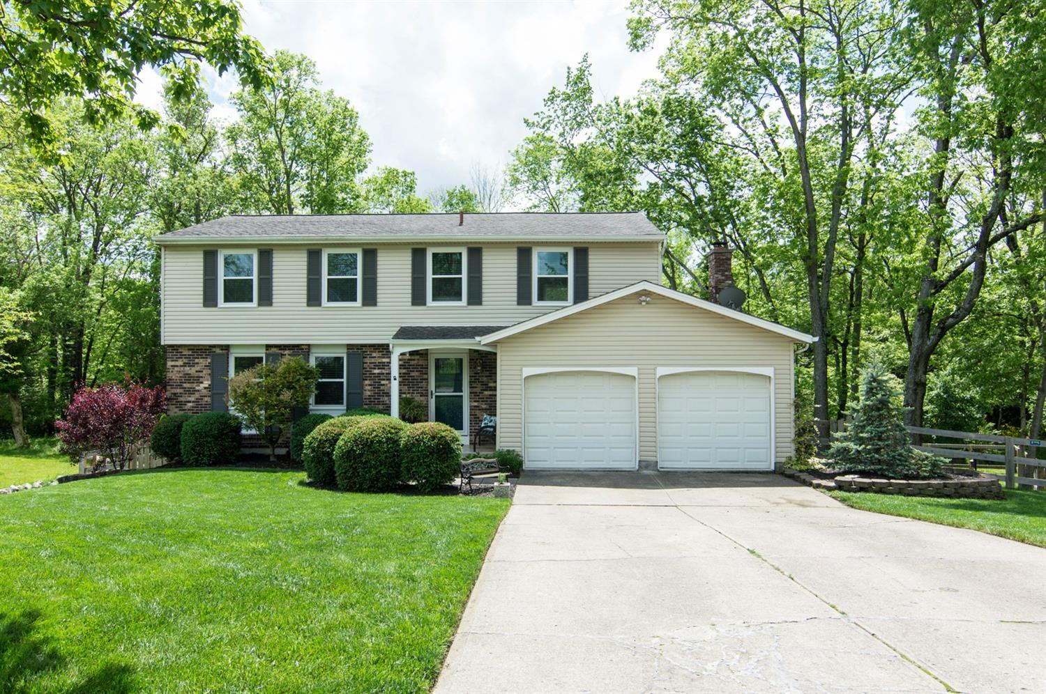 Property for sale at 8151 Winding Trail Place, Deerfield Twp.,  Ohio 45040