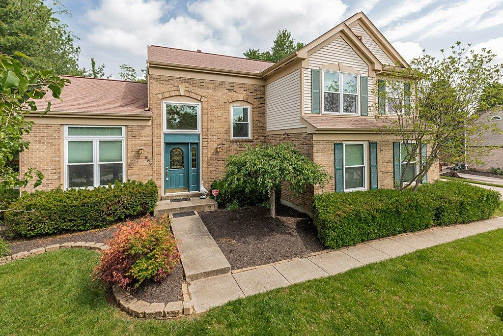 882 Tall Trees Drive, Union Twp, OH 45245