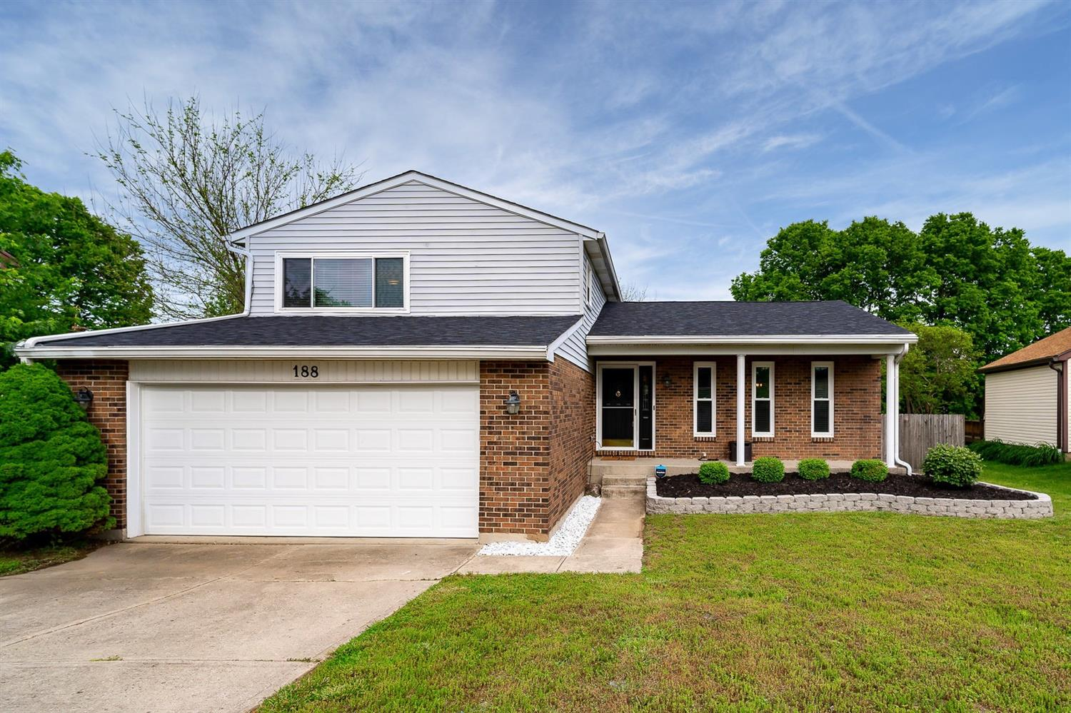 Property for sale at 188 Circle Drive, Harrison,  Ohio 45030