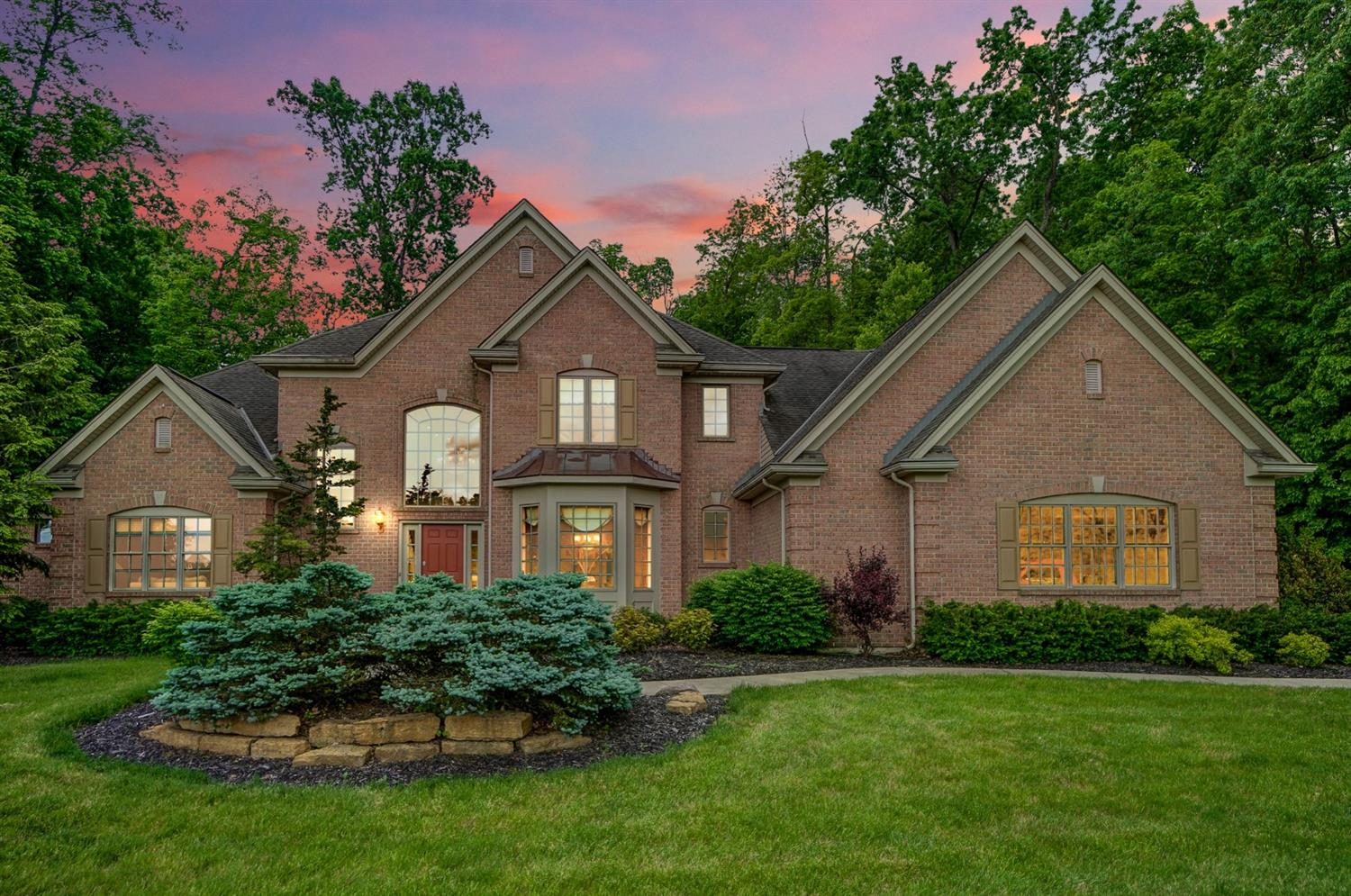 4963 Morgans Run Court, Harlan Twp, OH 45152