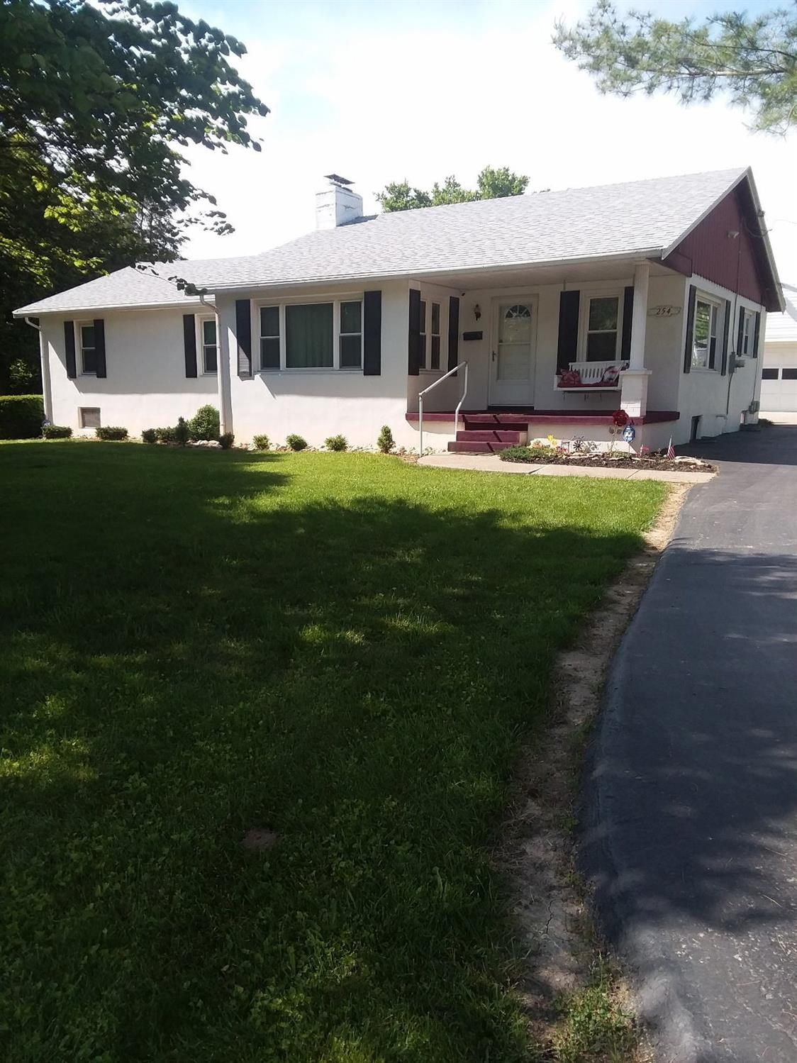 Property for sale at 254 Morrow Road, South Lebanon,  Ohio 45065