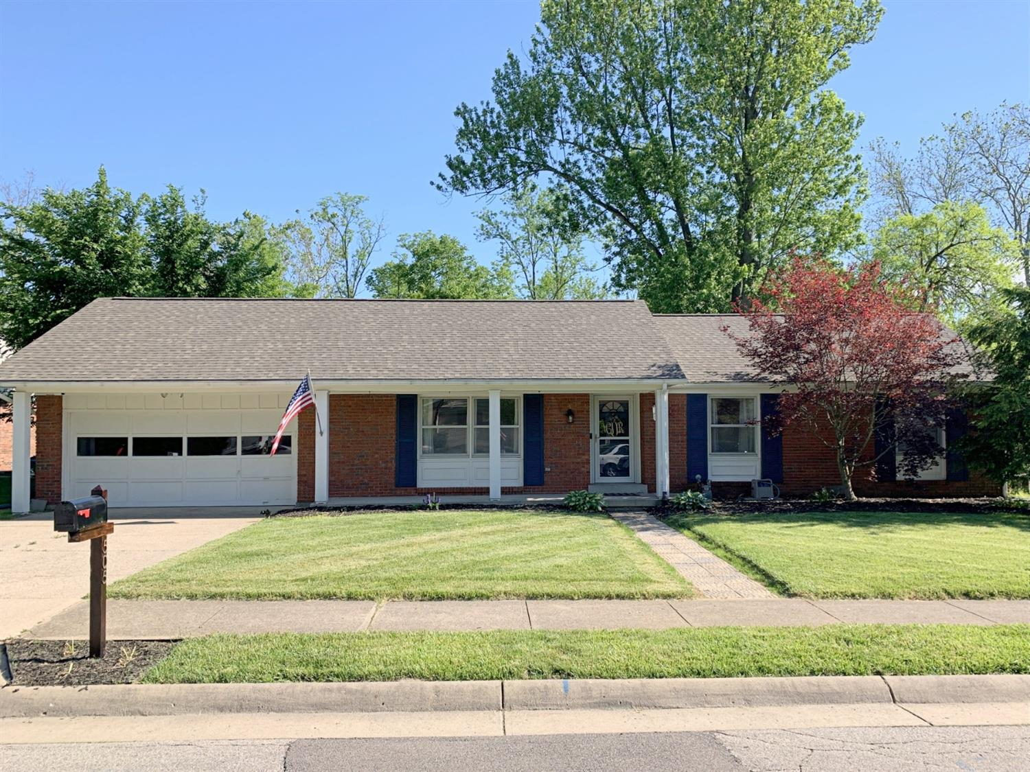 Property for sale at 505 Sandra Drive, Oxford,  Ohio 45056