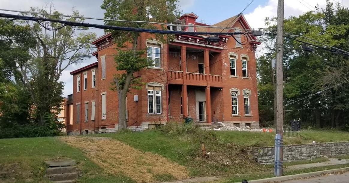 Property for sale at 608 Crown Street, Cincinnati,  Ohio 45206