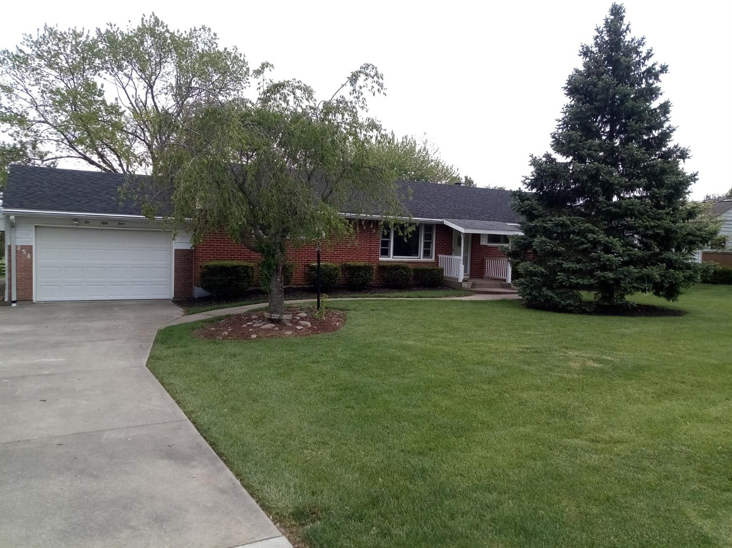 Property for sale at 254 Britton Lane, Monroe,  Ohio 45005