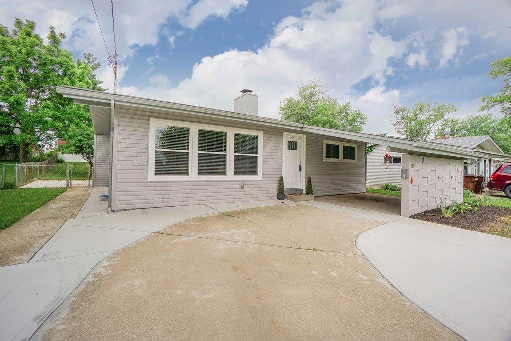 Property for sale at 1587 Krylon Drive, Reading,  Ohio 45215
