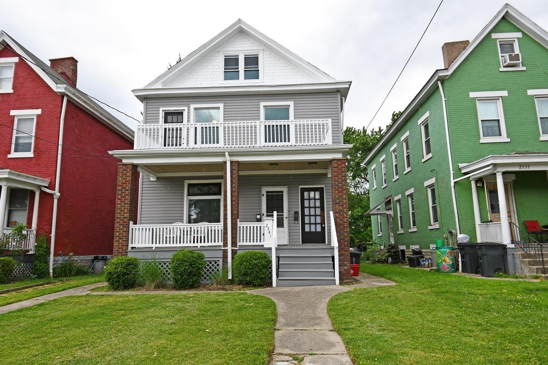 Property for sale at 2341 Kenilworth Avenue, Norwood,  Ohio 45212