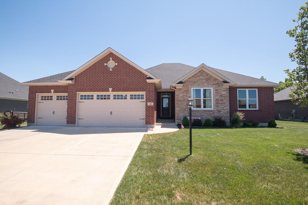 Property for sale at 346 Crown Point Drive, Clearcreek Twp.,  Ohio 45458