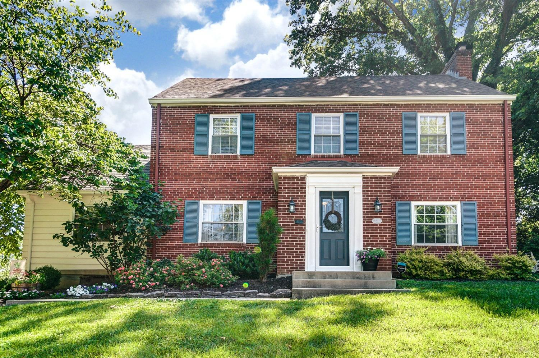 Property for sale at 6516 Brackenridge Avenue, Columbia Twp,  Ohio 45213