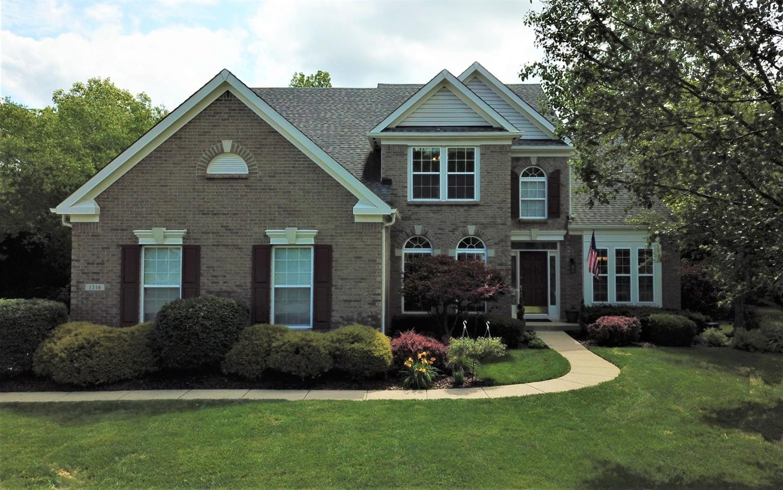 Property for sale at 1216 Thorny Ridge Trail, Lebanon,  Ohio 45036