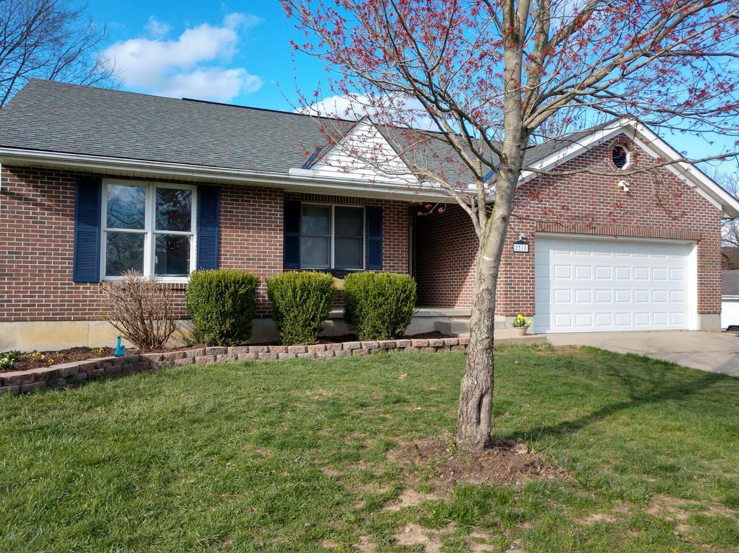 Property for sale at 2318 Hibiscus Drive, Deerfield Twp.,  Ohio 45140
