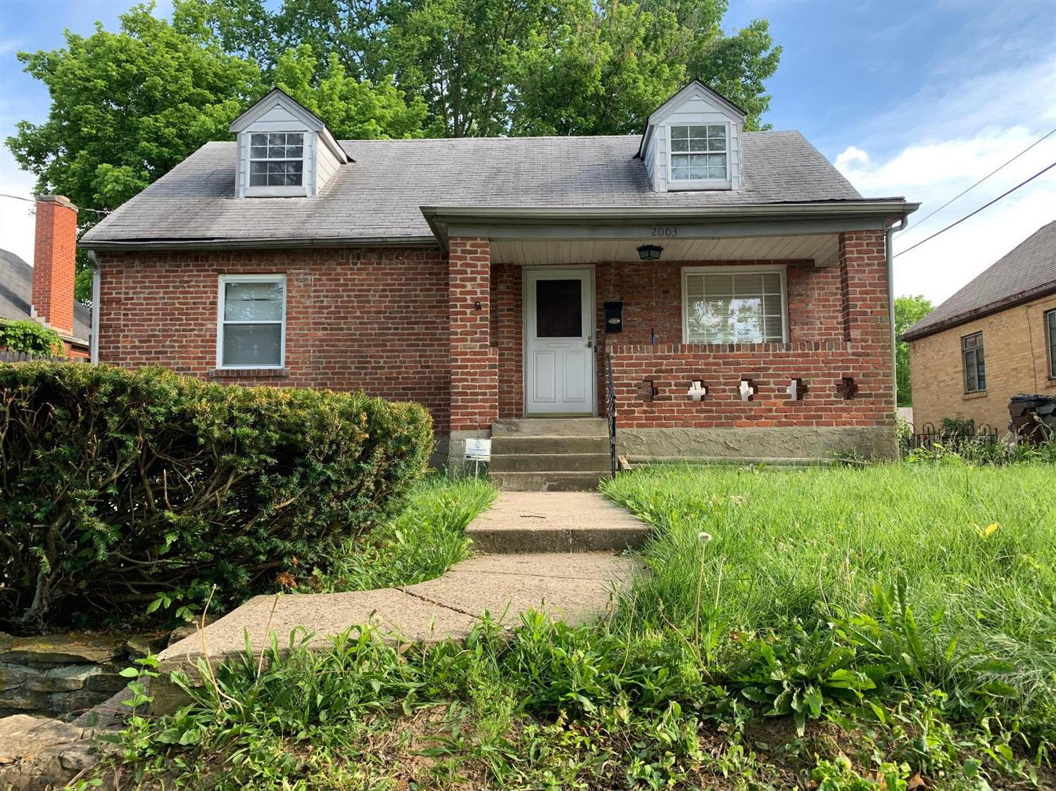 Property for sale at 2003 Sundale Avenue, North College Hill,  Ohio 45249