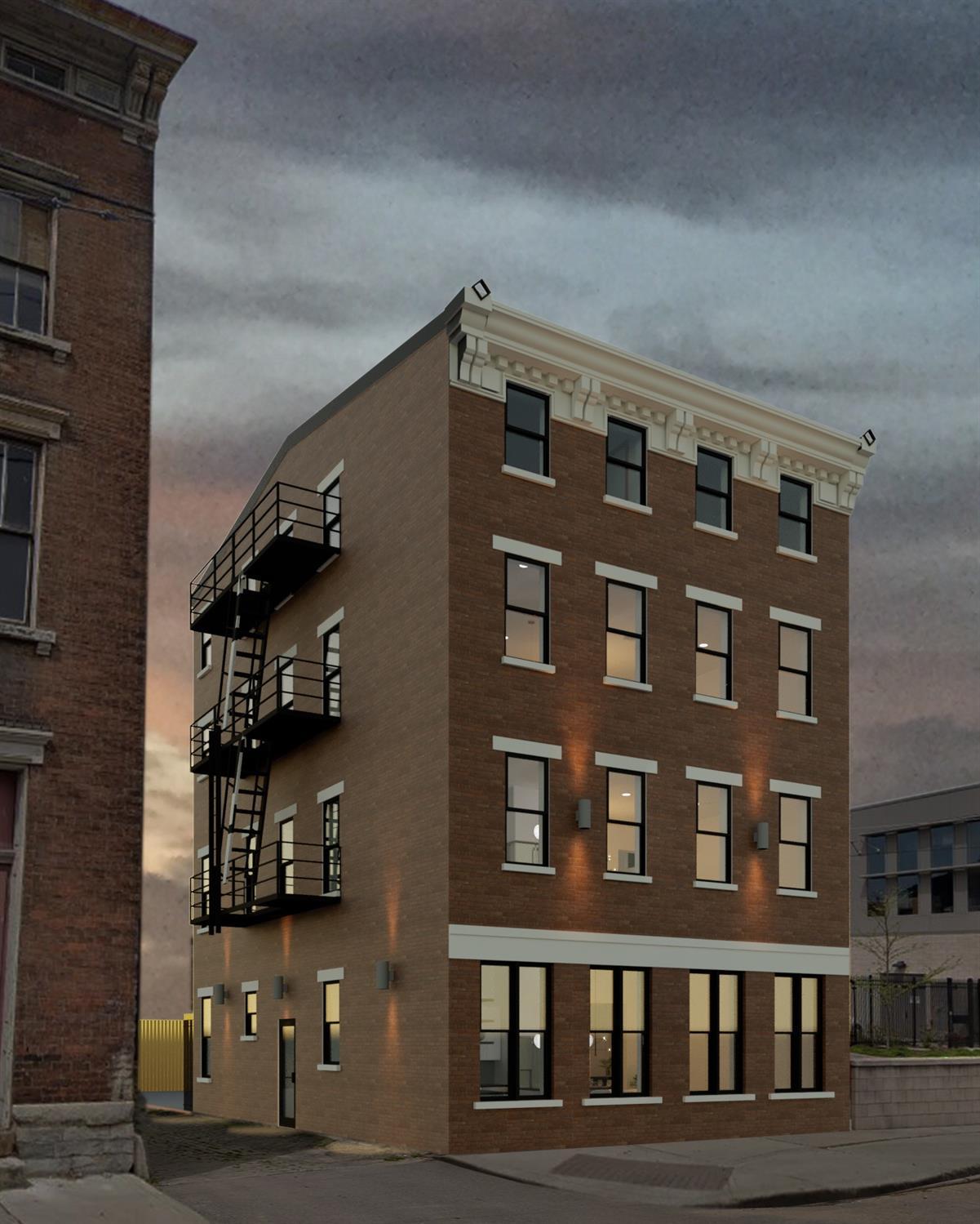 Property for sale at 1909 Race Street Unit: 1, Cincinnati,  Ohio 45202