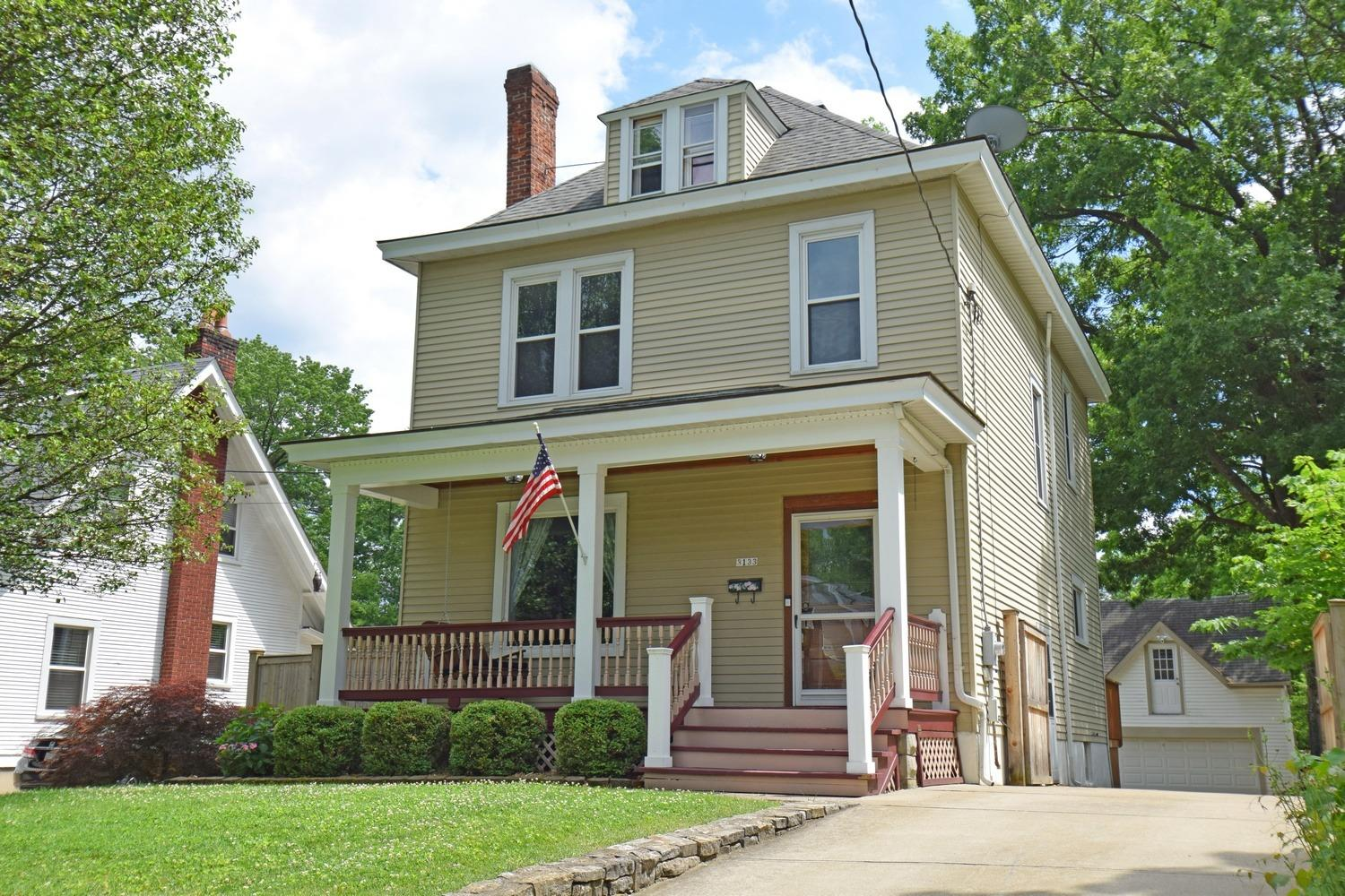 Property for sale at 3133 Gloss Avenue, Cincinnati,  Ohio 45213