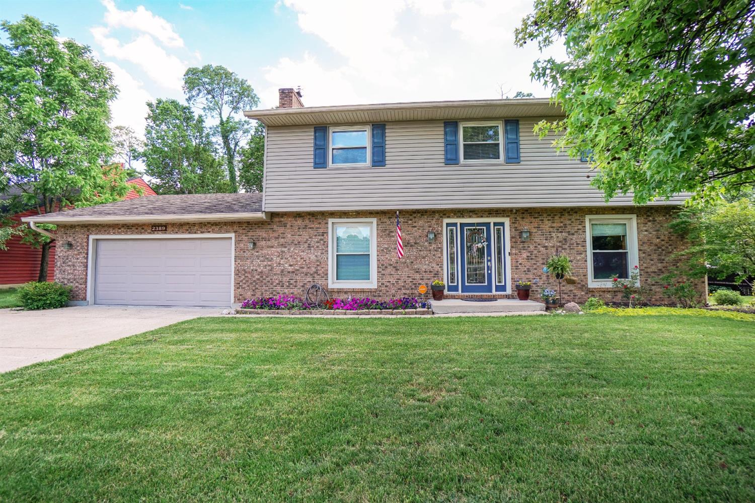 Property for sale at 2389 Oaktree Drive, Fairfield,  Ohio 45014