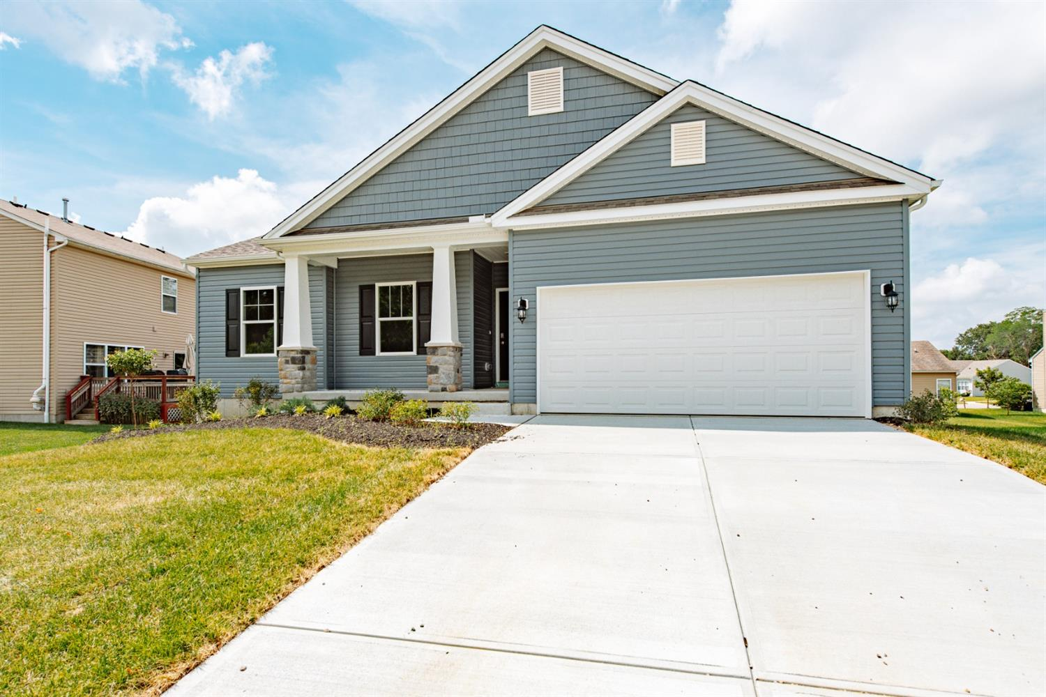 Property for sale at 391 Irons Run Court, Lebanon,  Ohio 45036