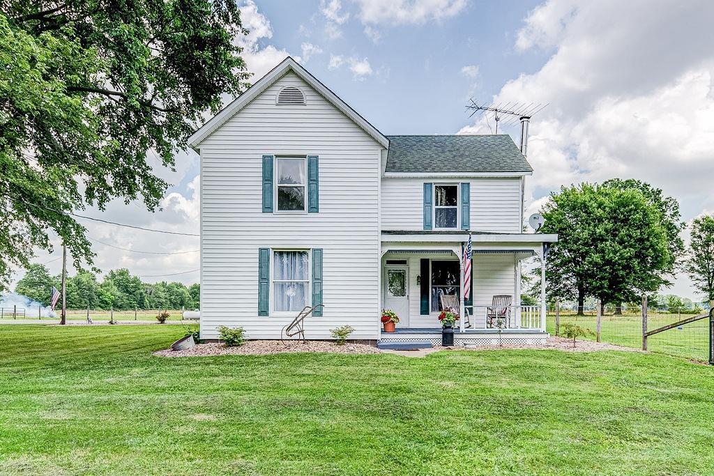 Property for sale at 1275 Murtland Road, Salem Twp,  Ohio 45142