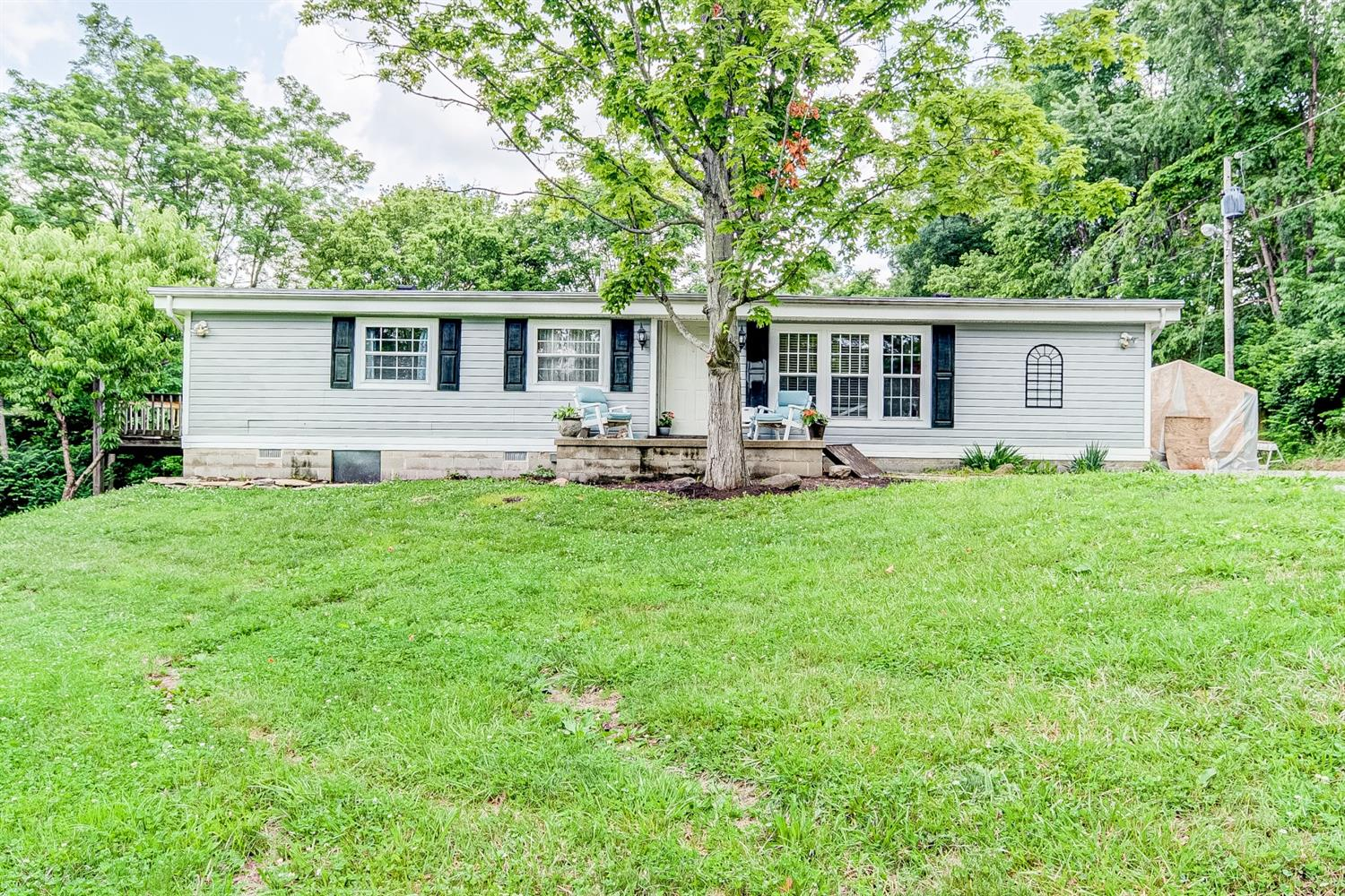 Property for sale at 1316 St Rt 222, Franklin Twp,  Ohio 45106