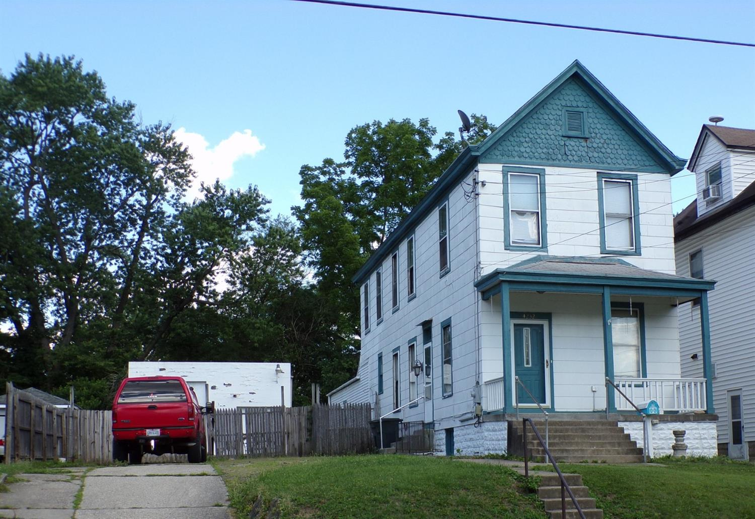 Property for sale at 4232 Franklin Avenue, Norwood,  Ohio 45212