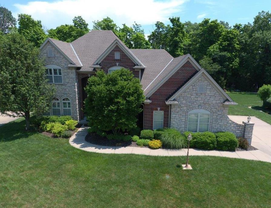 Property for sale at 1216 Catalpa Ridge Drive, Lebanon,  Ohio 45036