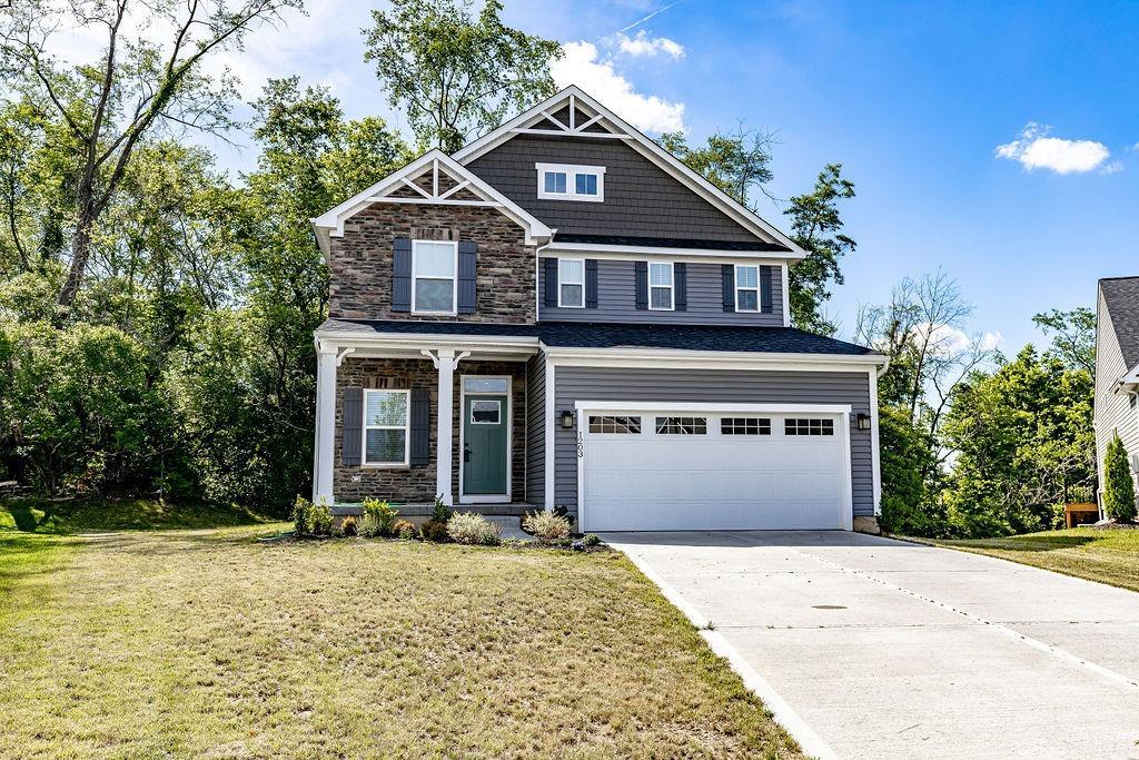 Property for sale at 1203 Trovillo Drive, South Lebanon,  Ohio 45065