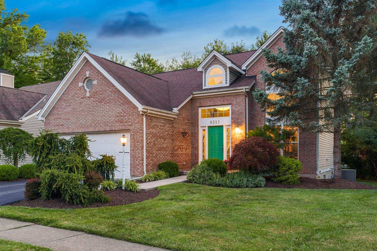 Property for sale at 9511 Carriage Run Circle, Deerfield Twp.,  Ohio 45140