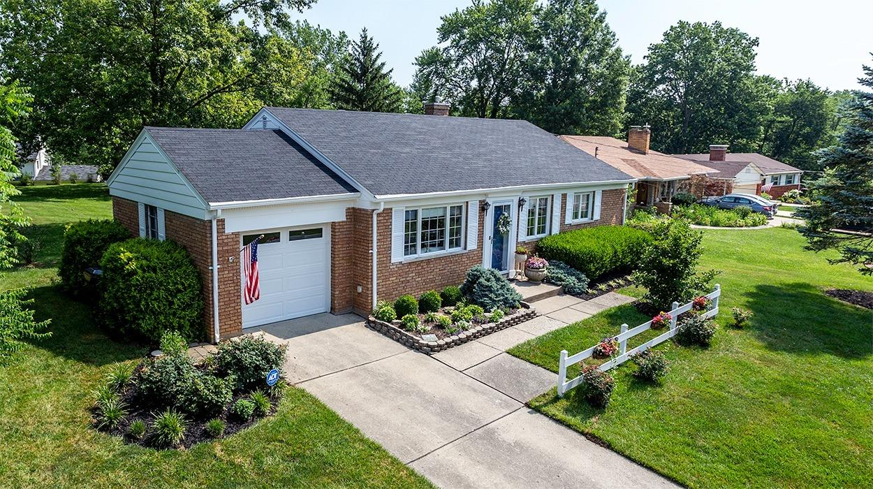 Property for sale at 612 Marview Terrace, Springfield Twp.,  Ohio 45231