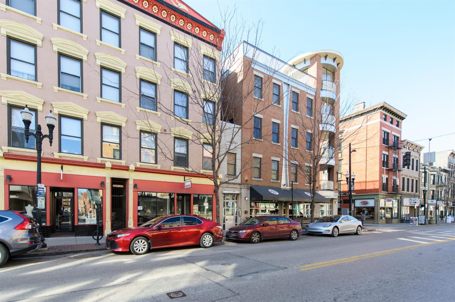 Property for sale at 1331 Vine Street Unit: 8, Cincinnati,  Ohio 45202
