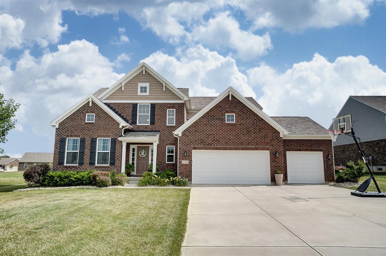 Property for sale at 1513 Spectacular Bid Court, Lebanon,  Ohio 45036