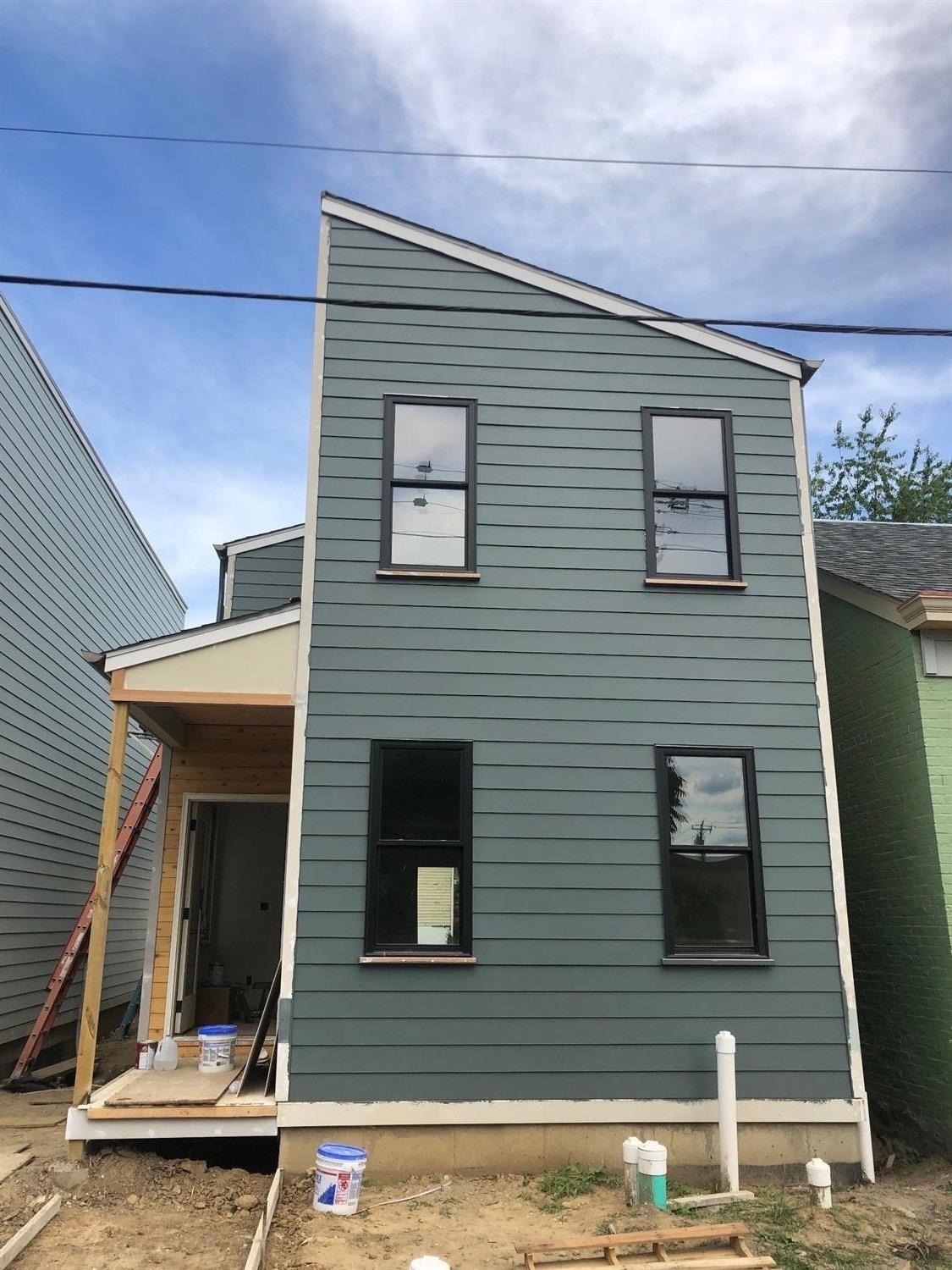 Property for sale at 4110 Mad Anthony Street, Cincinnati,  Ohio 45223