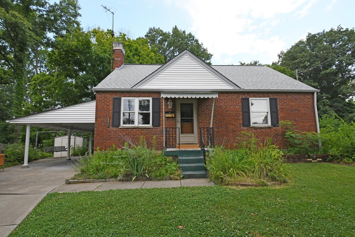 Property for sale at 508 Maple Drive, Reading,  Ohio 45215