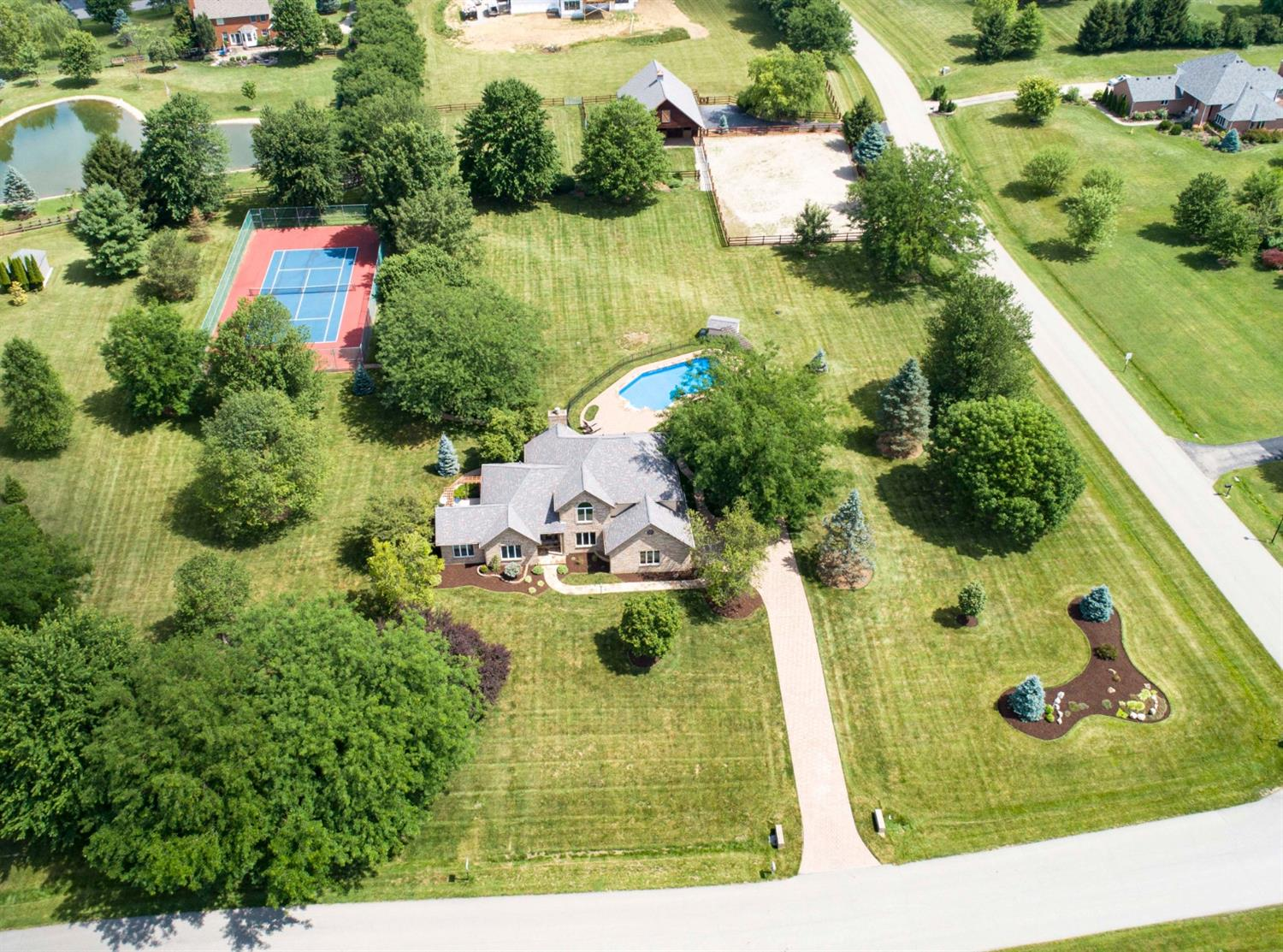 Property for sale at 2882 Red Bird Drive, Turtle Creek Twp,  Ohio 45036