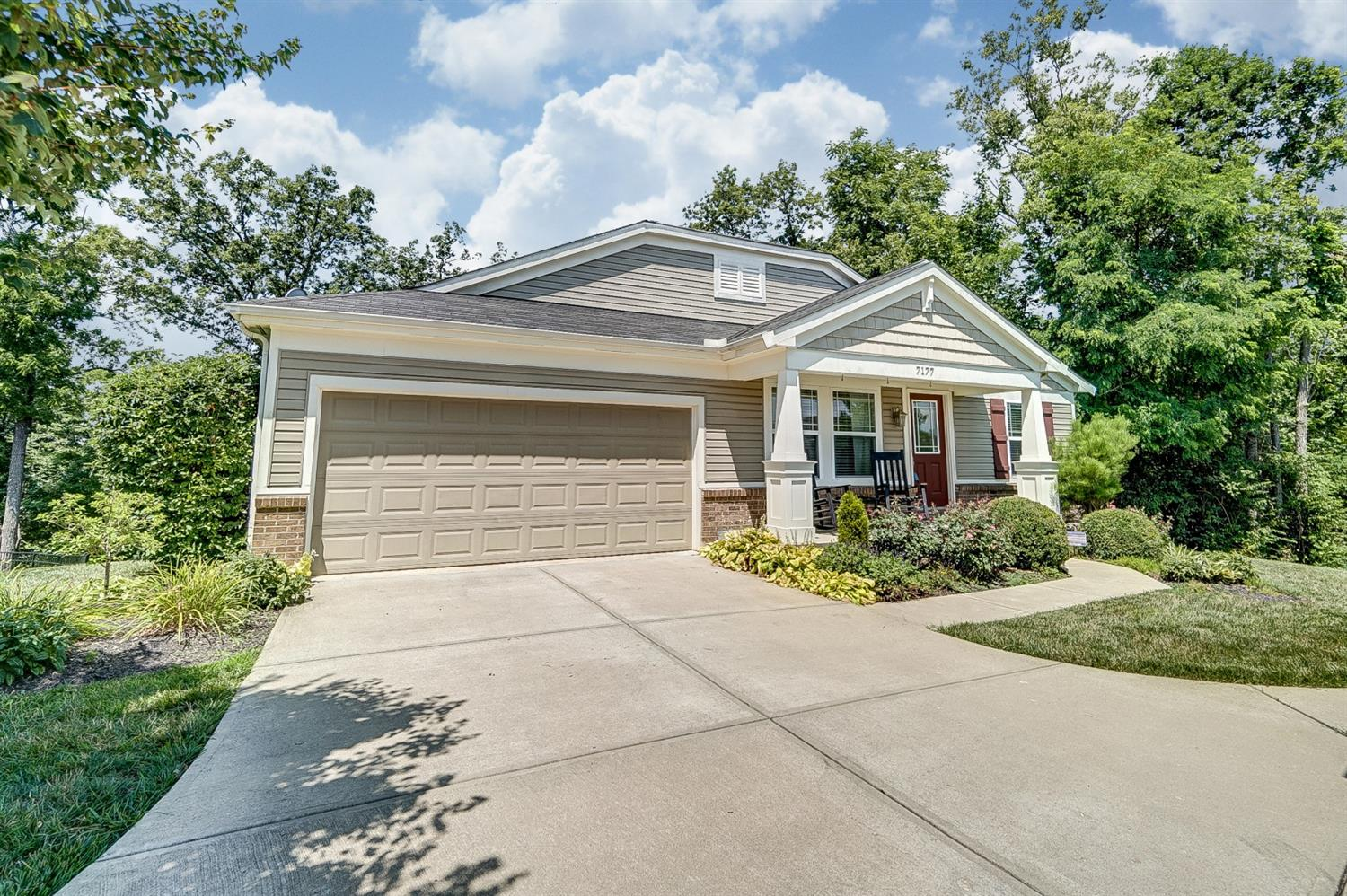 Property for sale at 7177 Tressel Wood Drive, Green Twp,  Ohio 45248