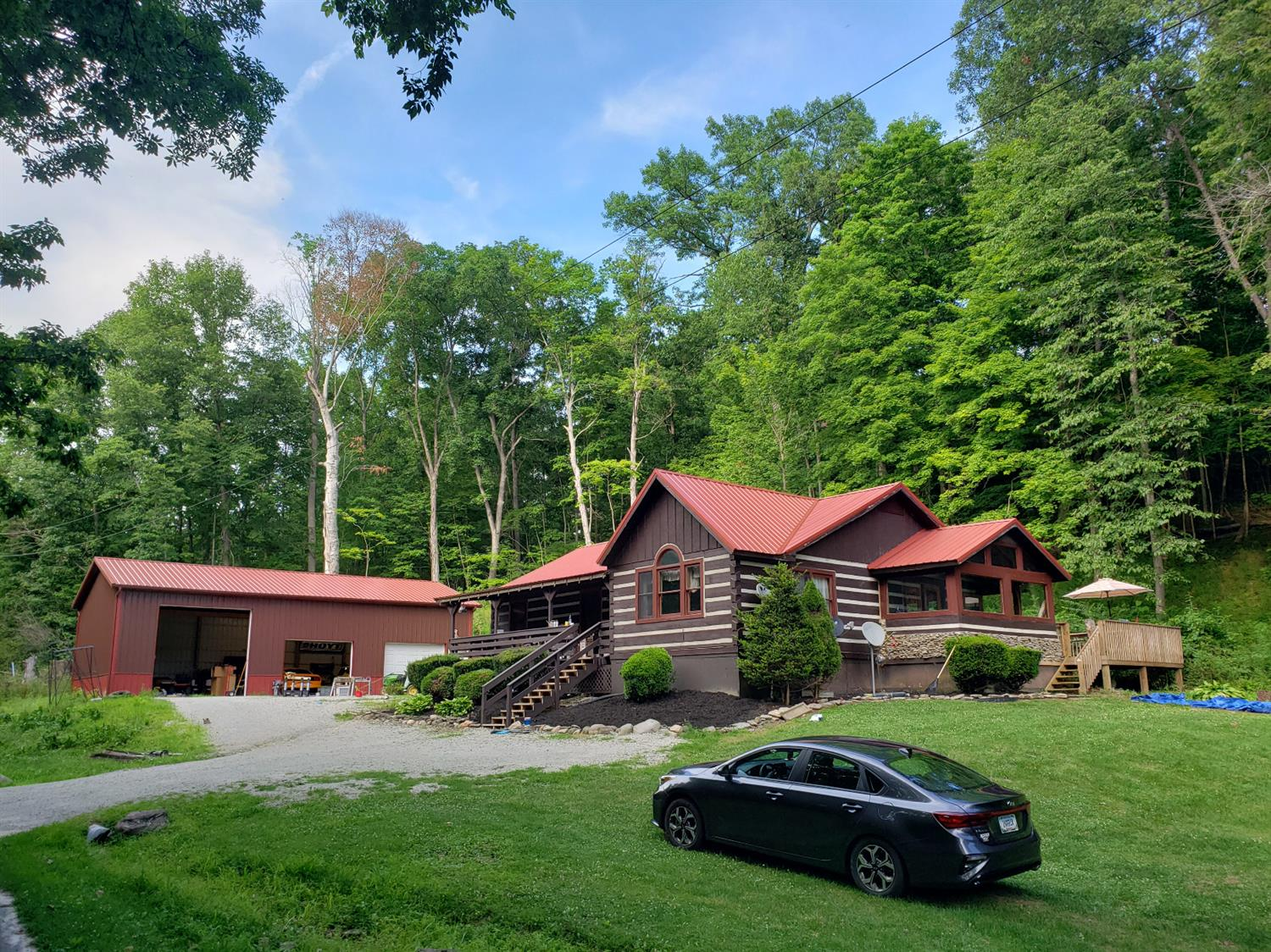 5090 Sleepy Hollow Road, Brookville, IN 47012